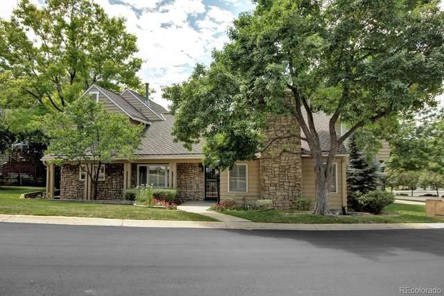 4530 S Verbena Street #337, Denver, CO 80237 (#5735594) :: The Griffith Home Team