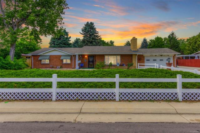45 S Brentwood Street, Lakewood, CO 80226 (#5735873) :: The Heyl Group at Keller Williams