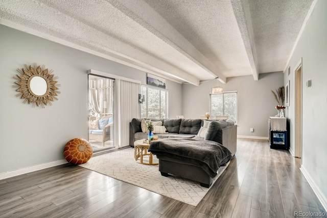 2525 S Dayton Way #1409, Denver, CO 80231 (#5736031) :: Finch & Gable Real Estate Co.