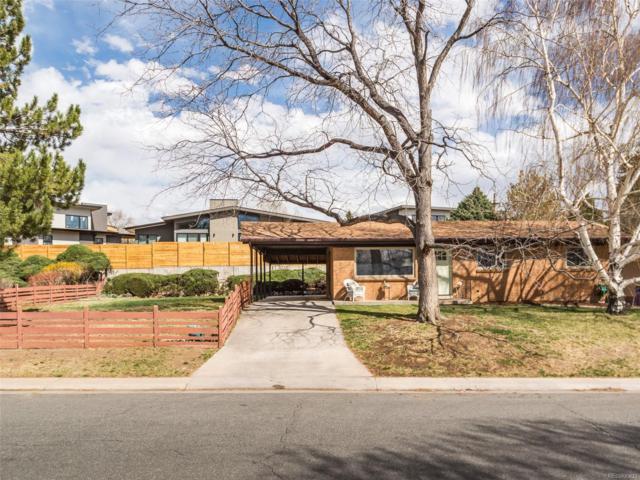 1854 S Glencoe Street, Denver, CO 80222 (#5736048) :: The Peak Properties Group