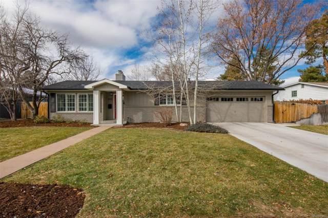 2963 S Columbine Street, Denver, CO 80210 (MLS #5736265) :: The Sam Biller Home Team