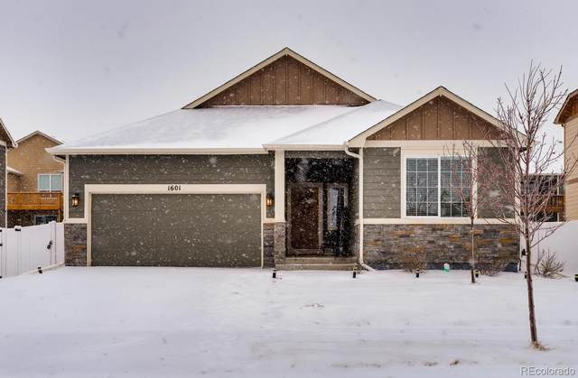 1601 Woodcock Street, Berthoud, CO 80513 (MLS #5736381) :: Kittle Real Estate
