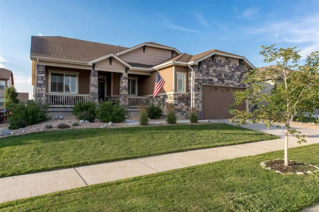 19453 Legend Avenue, Parker, CO 80134 (#5736583) :: The Pete Cook Home Group