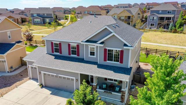 7633 Grady Circle, Castle Rock, CO 80108 (MLS #5736764) :: 8z Real Estate