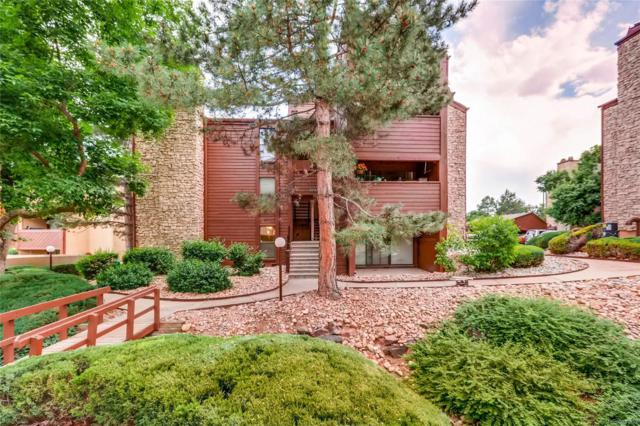 9797 E Peakview Avenue C03, Englewood, CO 80111 (#5736822) :: The Griffith Home Team