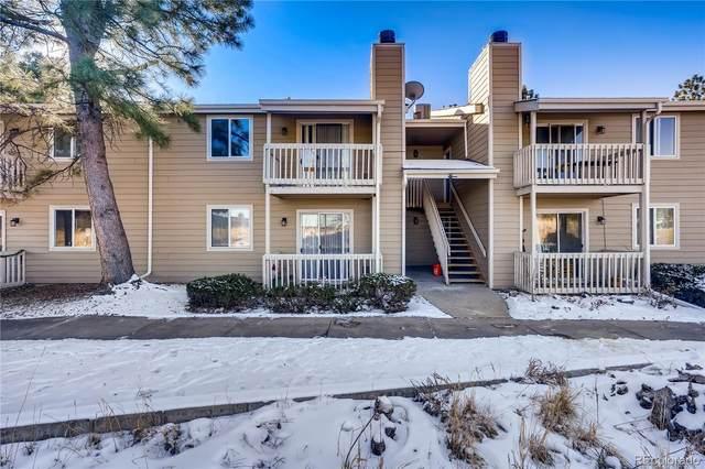 1980 S Xanadu Way #104, Aurora, CO 80014 (MLS #5737489) :: 8z Real Estate