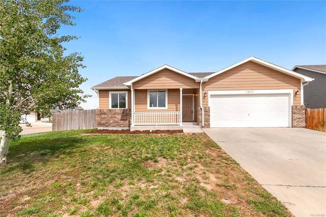 2832 Apple Avenue, Greeley, CO 80631 (#5738378) :: The DeGrood Team