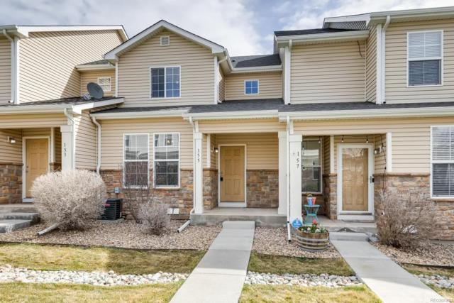 155 Alyssum Private Drive, Brighton, CO 80601 (#5738382) :: Compass Colorado Realty