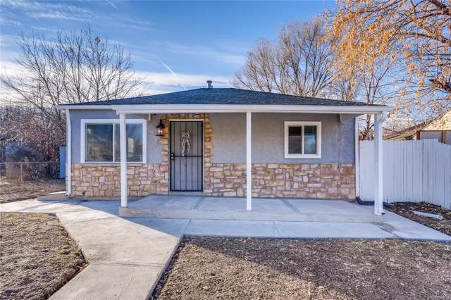 961 Knox Court, Denver, CO 80204 (#5738521) :: HomeSmart Realty Group