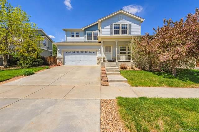 15545 E 101st Avenue, Commerce City, CO 80022 (#5739257) :: Mile High Luxury Real Estate