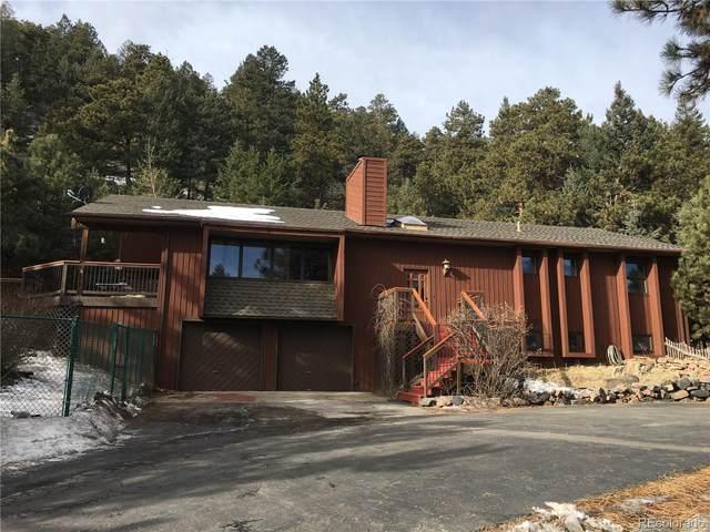 7182 Silverhorn Drive, Evergreen, CO 80439 (MLS #5739345) :: 8z Real Estate