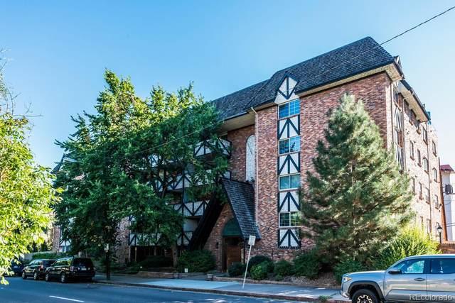 1350 Josephine Street #104, Denver, CO 80206 (#5739606) :: Wisdom Real Estate