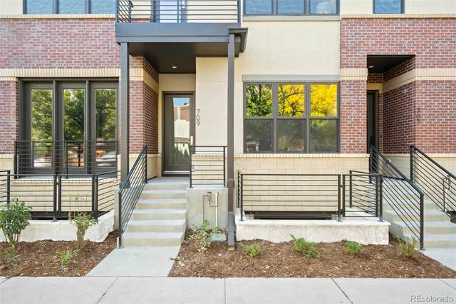 703 S Logan Street, Denver, CO 80209 (#5739673) :: Kimberly Austin Properties