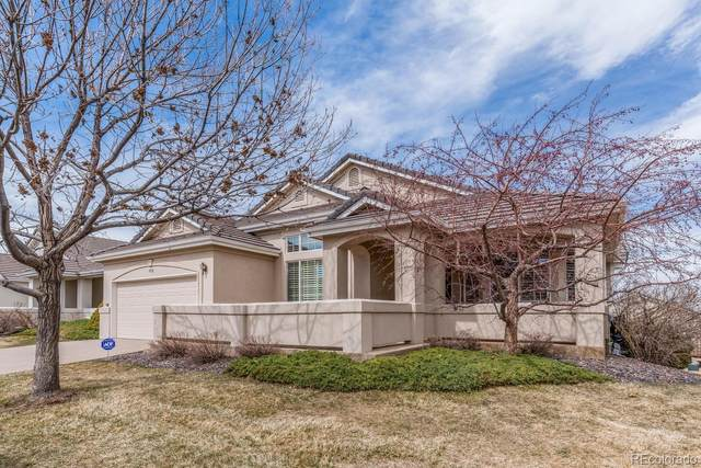 9078 Meadow Hill Circle, Lone Tree, CO 80124 (#5739723) :: Colorado Home Finder Realty