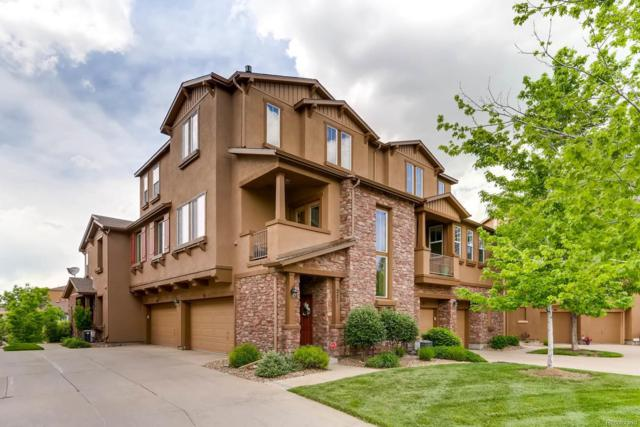 10579 Parkington Lane D, Highlands Ranch, CO 80126 (#5739964) :: House Hunters Colorado