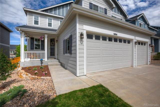 3894 Starry Night Loop, Castle Rock, CO 80109 (#5739981) :: The Griffith Home Team