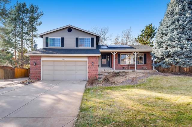 8421 S Sunflower Street, Highlands Ranch, CO 80126 (#5740035) :: The HomeSmiths Team - Keller Williams