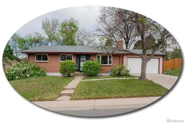 6844 S Cherry Street, Centennial, CO 80122 (#5740122) :: HergGroup Denver