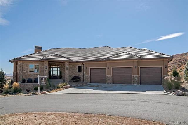 6193 Scarlet Thorn Circle, Morrison, CO 80465 (#5740182) :: The Gilbert Group