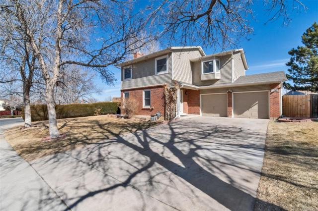 18713 E Utah Circle, Aurora, CO 80017 (MLS #5740545) :: Kittle Real Estate