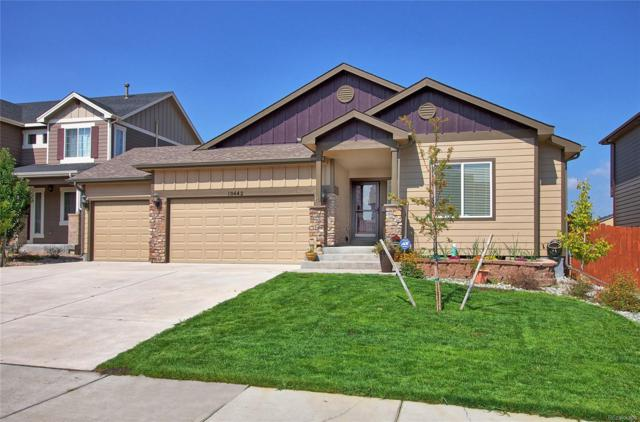 10442 Mt Lincoln Drive, Peyton, CO 80831 (#5740813) :: HomePopper