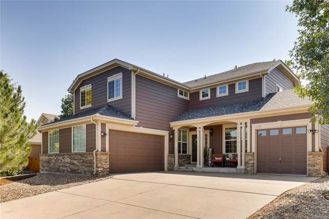1226 E 101st Avenue, Thornton, CO 80229 (#5741232) :: The Heyl Group at Keller Williams