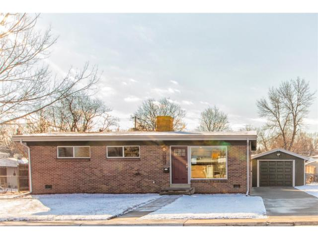 9706 W 57th Place, Arvada, CO 80002 (#5741347) :: The Dixon Group
