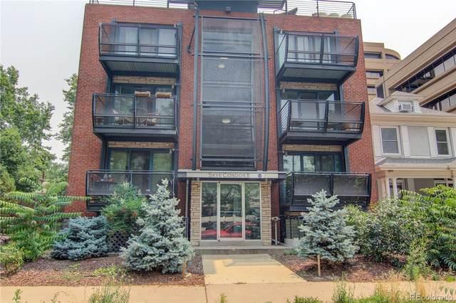 1336 N Logan Street #204, Denver, CO 80203 (MLS #5741704) :: Bliss Realty Group