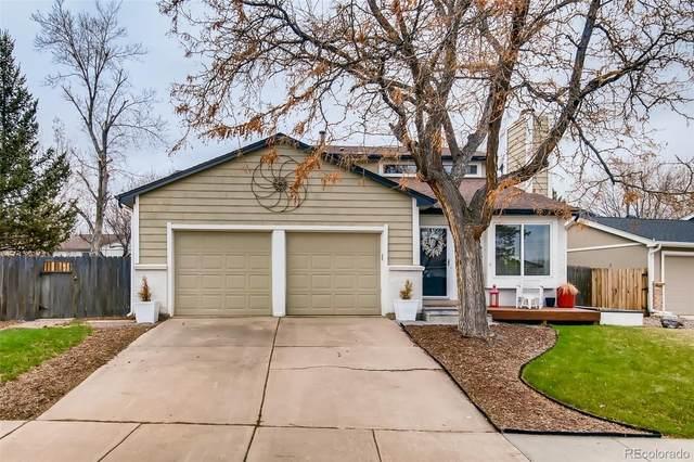 5847 S Oak Street, Littleton, CO 80127 (#5741792) :: Finch & Gable Real Estate Co.