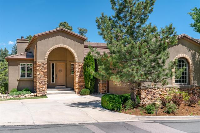 940 Summer Spring View, Colorado Springs, CO 80906 (#5741798) :: The Griffith Home Team