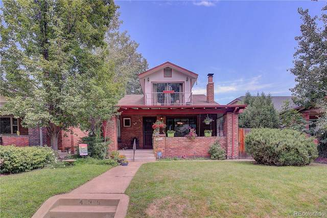 438 S Humboldt Street, Denver, CO 80209 (#5741808) :: The Heyl Group at Keller Williams