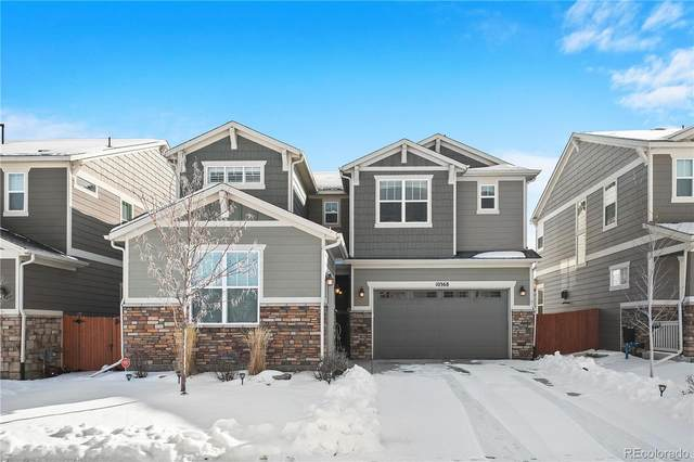 10368 Vienna Street, Parker, CO 80134 (#5742217) :: The DeGrood Team