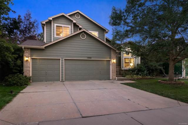 13461 Echo Drive, Broomfield, CO 80020 (#5742285) :: Colorado Home Finder Realty