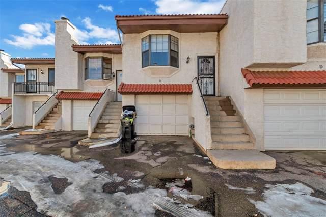 2630 S Federal Boulevard E, Denver, CO 80219 (MLS #5742586) :: Colorado Real Estate : The Space Agency