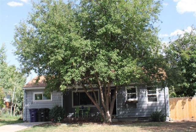 2780 S Jackson Street, Denver, CO 80210 (#5742664) :: 5281 Exclusive Homes Realty