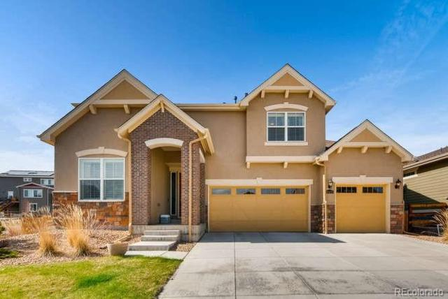 18435 W 83rd Drive, Arvada, CO 80007 (#5743000) :: Compass Colorado Realty