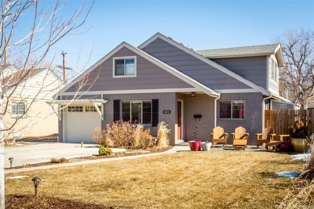 980 Elm Street, Denver, CO 80220 (#5743200) :: The Griffith Home Team