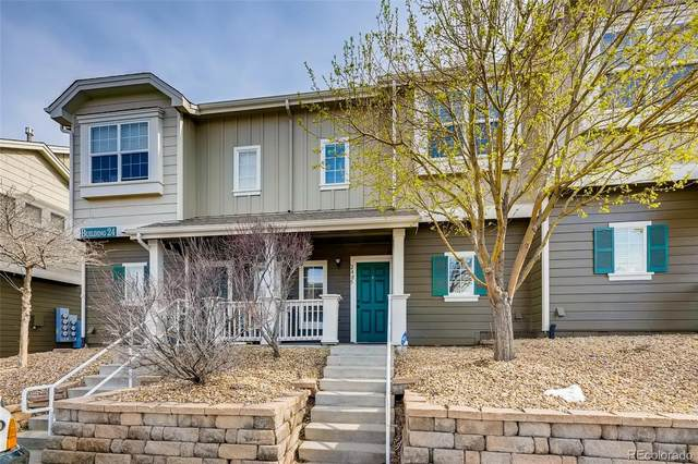 14700 E 104th Avenue #2405, Denver, CO 80022 (#5743485) :: Hudson Stonegate Team