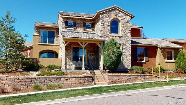 9202 Viaggio Way, Highlands Ranch, CO 80126 (#5743498) :: The HomeSmiths Team - Keller Williams
