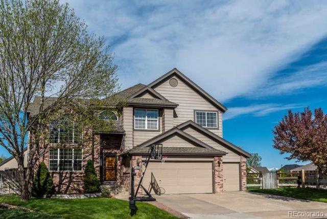 10405 Lions Heart, Littleton, CO 80124 (#5743670) :: House Hunters Colorado