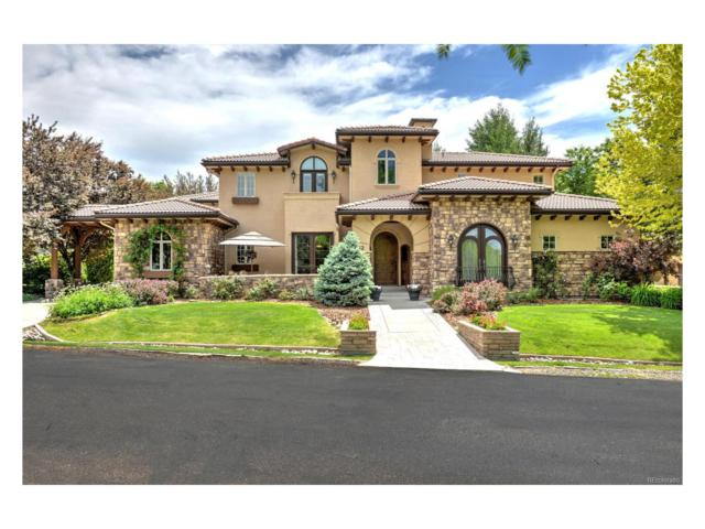 12 Foxtail Circle, Cherry Hills Village, CO 80113 (#5743696) :: The City and Mountains Group