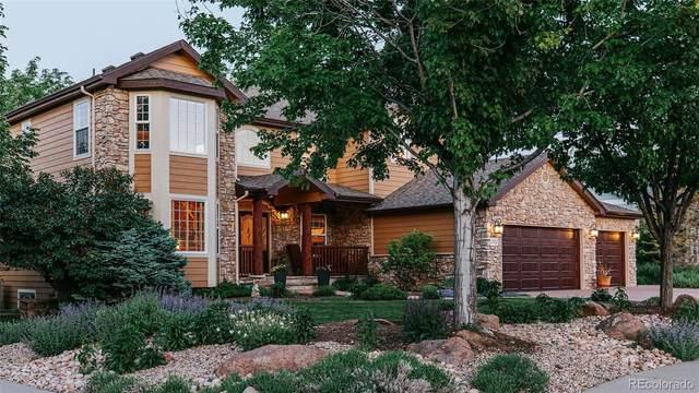 6112 Crane Drive, Fort Collins, CO 80528 (MLS #5743808) :: Keller Williams Realty