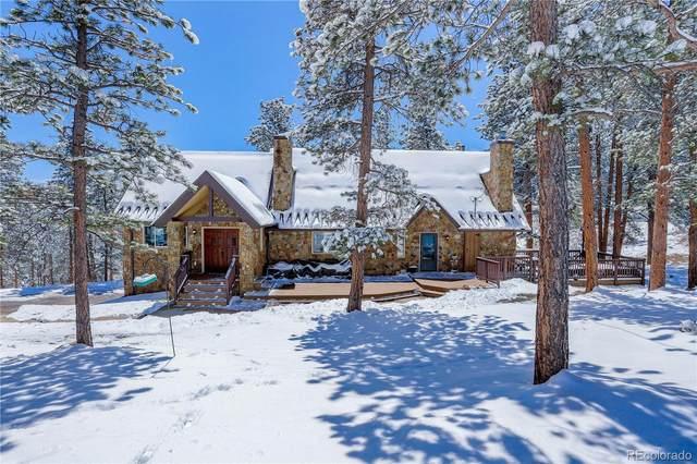 21940 Rinconada Road, Morrison, CO 80465 (#5743968) :: Mile High Luxury Real Estate