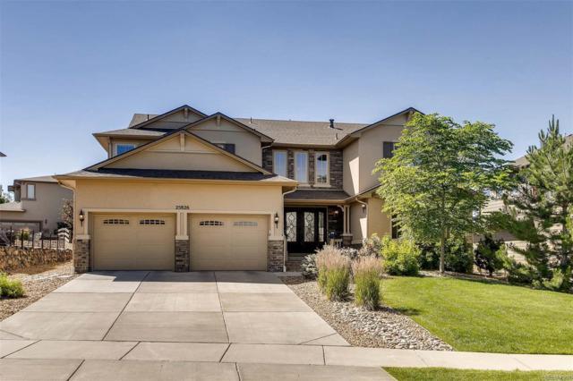 25826 E Dry Creek Place, Aurora, CO 80016 (#5744006) :: The Peak Properties Group