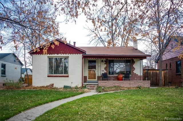 1350 S Fillmore Street, Denver, CO 80210 (#5744354) :: Re/Max Structure
