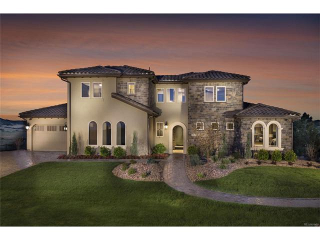 4644 Wildgrass Place, Parker, CO 80134 (#5744583) :: The Peak Properties Group