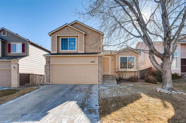 4916 Collinsville Place, Highlands Ranch, CO 80130 (#5744905) :: The Griffith Home Team