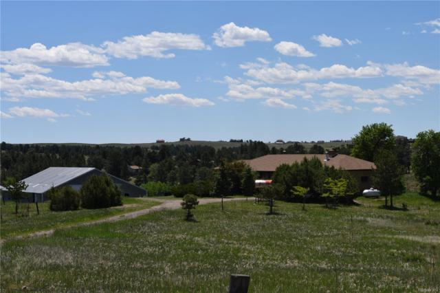 760 County Road 194, Parker, CO 80138 (#5744997) :: The Healey Group