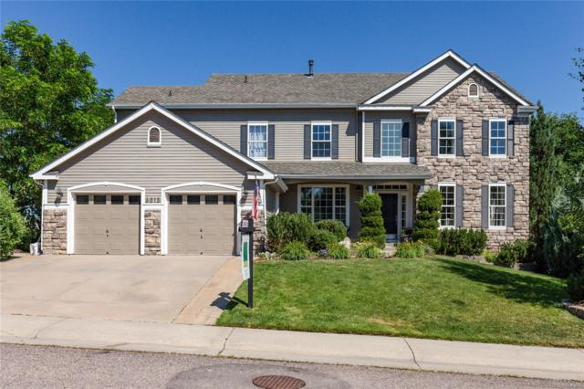 6815 Wellington Place, Castle Pines, CO 80108 (#5745097) :: Colorado Home Finder Realty