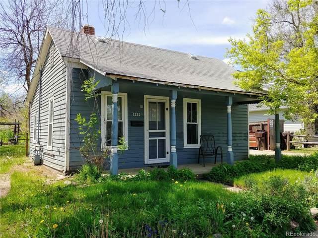 2250 Goss Circle, Boulder, CO 80302 (MLS #5745277) :: 8z Real Estate